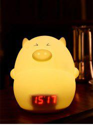 Rechargeable LED Cartoon Color Change Night Light
