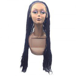 Senegal Twists Braids Long Lace Front Synthetic Wig