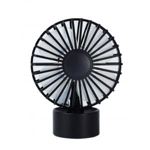 Portable Mini Cooler super Mute Bureau Ventilateur - Noir