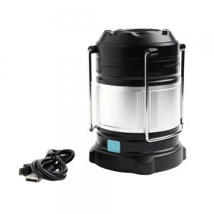 4 Modes Collapsible Rechargeable LED Camping Lantern
