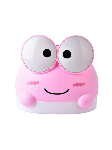 Cartoon ménages Frog Tissue Box