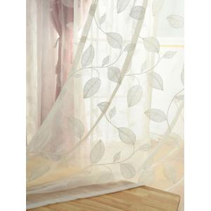 Princess Style Double Layers Curtains For Girl Bedroom -