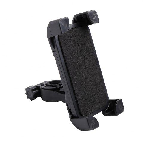 Chic 360 Degree Rotation Mobile Phone Holder Stand for Cycling - BLACK  Mobile