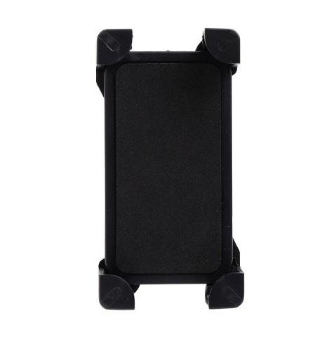 Latest 360 Degree Rotation Mobile Phone Holder Stand for Cycling - BLACK  Mobile