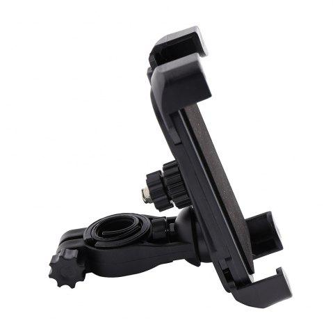 Affordable 360 Degree Rotation Mobile Phone Holder Stand for Cycling - BLACK  Mobile