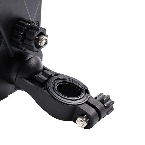 Cheap 360 Degree Rotation Mobile Phone Holder Stand for Cycling - BLACK  Mobile