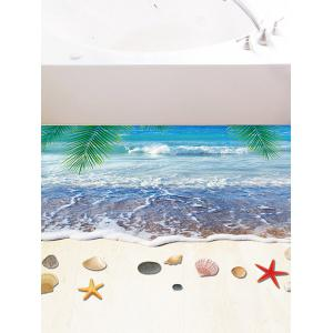 3D Removable Beach Starfish Floor Sticker