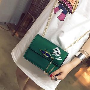 Oh No Chains Cross Body Bag -