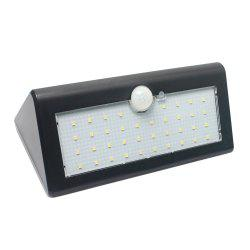 Outdoor 48 LEDs Solar Powered Motion Sensor Wall Lamp