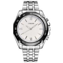 OUKESHI Tachymeter Roman Numeral Wrist Watch