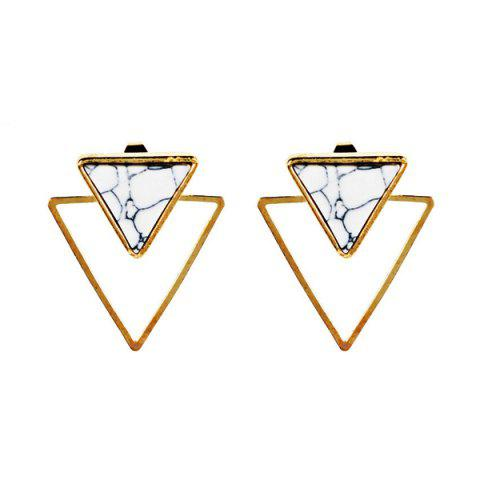 Cheap Vintage Rammel Triangle Ear Jackets