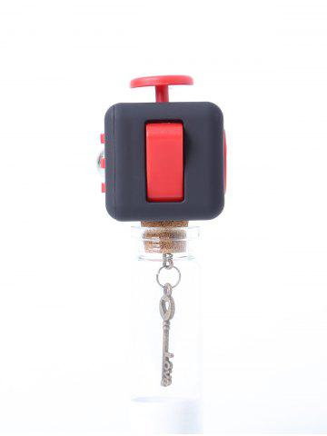 Sale Squeeze Stress Reliever Finger Toy - RED  Mobile