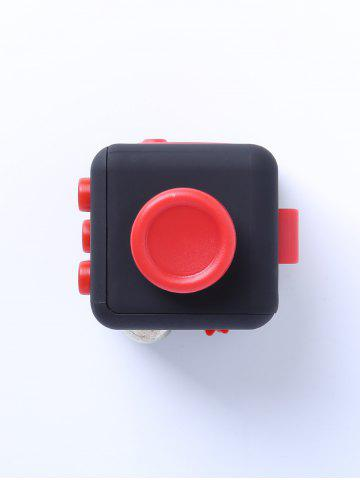 Buy Squeeze Stress Reliever Finger Toy - RED  Mobile