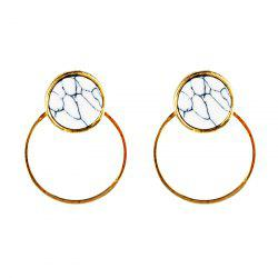 Vintage Rammel Circle Ear Jackets