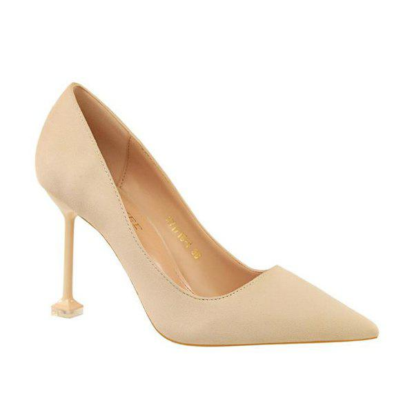 Shop Strange Style Pointed Toe Pumps