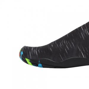 Outdoor Graphic Breathable Skin Shoes - BLACK 42