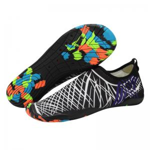 Outdoor Graphic Breathable Skin Shoes - WHITE 35