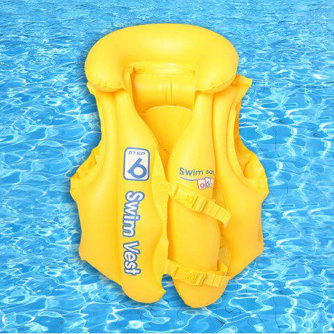 Store Kids Inflatable Swimming Vest -   Mobile