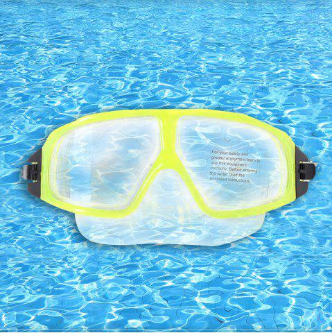 New Water Sports Swimming Snorkeling Diving Mask -   Mobile