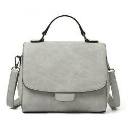 Cross Body Flap Handbag