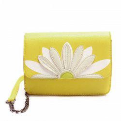 Flower Chain Crossbody Bag