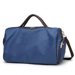 Nylon Crossbody Weekender Bag
