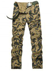 Casual Military Camouflage Pants