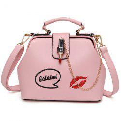 Cross Body Lipstick Chain Handbag