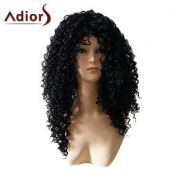 Adiors Long Afro Curly Heat Resistant Synthetic Wig