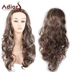 Adiors Long Big Wave Heat Resistant Synthetic Wig