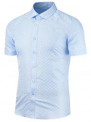 Slim Fit Short Sleeve Shirt -
