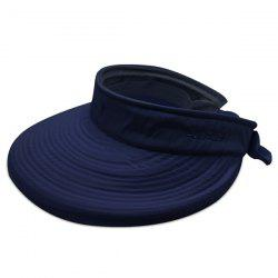 Detachable Top Oversize Sunscreen Brim Visor