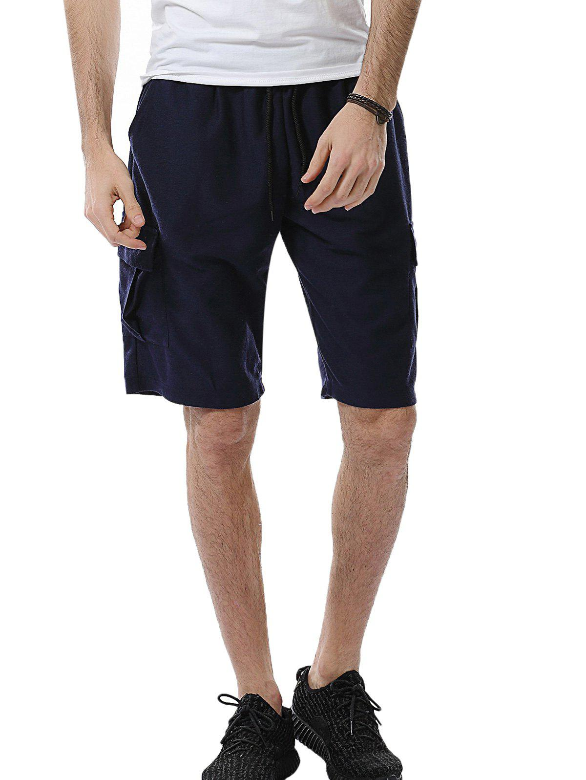 Drawstring Sweat Shorts from RoseGal