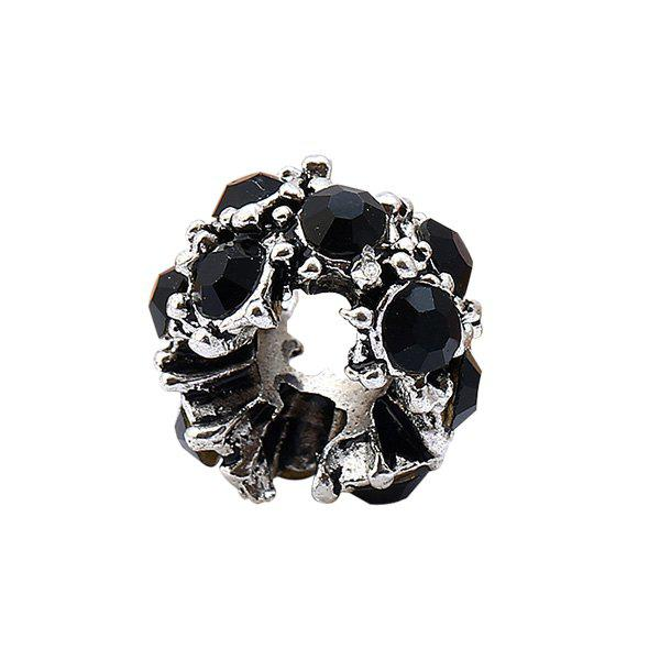 Cheap Rhinestone Asymmetric Charm DIY Bead