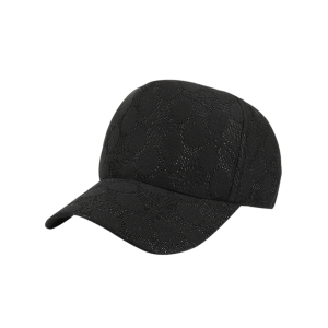Lace Dotted Summer Baseball Cap
