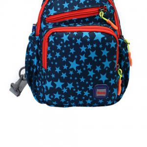 Multipocket Outdoor Chest Bag - DEEP BLUE