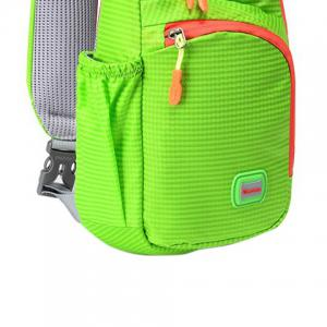 Outdoor Waterproof Multipocket Chest Bag - APPLE GREEN