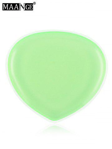 Store MAANGE 6PCS Silicone Makeup Sponges - LIGHT GREEN  Mobile
