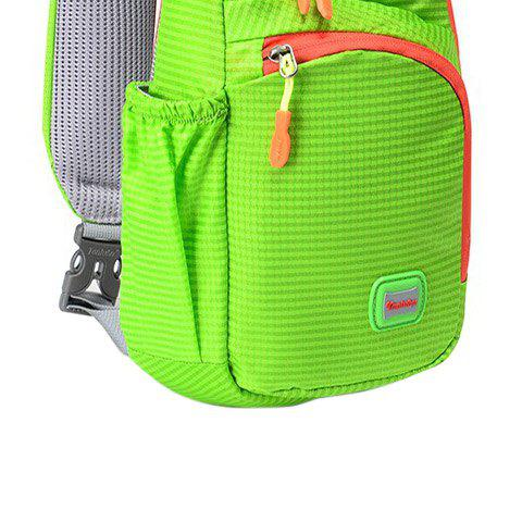 Outfits Outdoor Waterproof Multipocket Chest Bag - APPLE GREEN  Mobile
