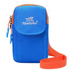 Multifunction Waterproof Sports Arm Bag - BLUE