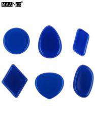 MAANGE 6PCS Silicone Makeup Sponges -