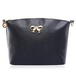 Bow Embellished Cross Body Bag
