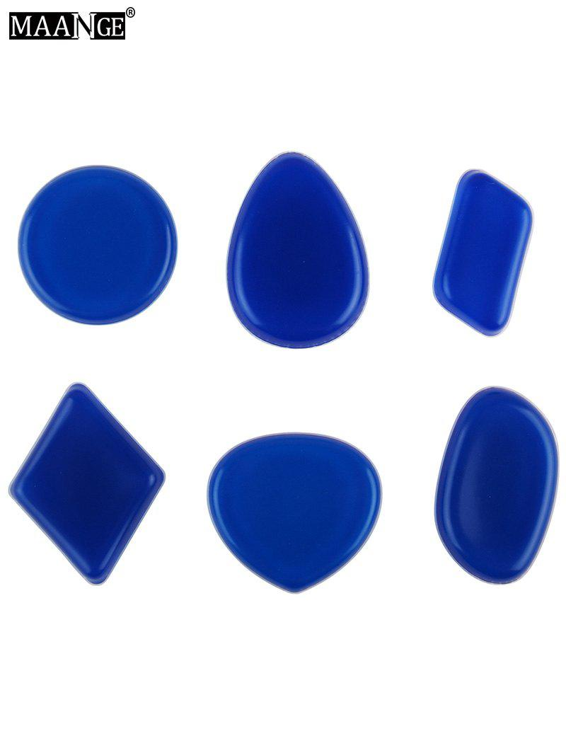 Discount MAANGE 6PCS Silicone Makeup Sponges