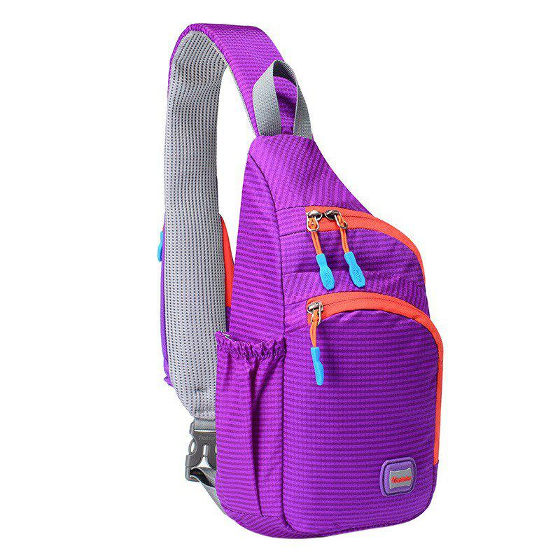 Chic Outdoor Waterproof Multipocket Chest Bag