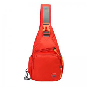 Outdoor Multipurpose Waterproof Chest Bag - Orange