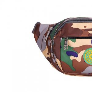 Outdoor Waterproof Camouflage Waist Bag -