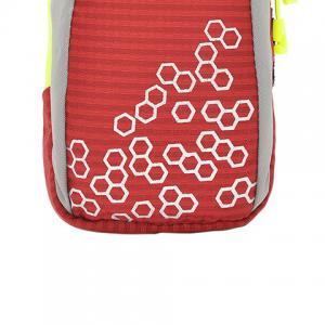 Outdoor Round Letter Pattern Arm Bag -