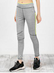 High Waist Ankle Gym Leggings