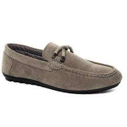 Slip On Suede Casual Shoes