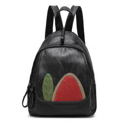 Leaf Patch Convertible Backpack